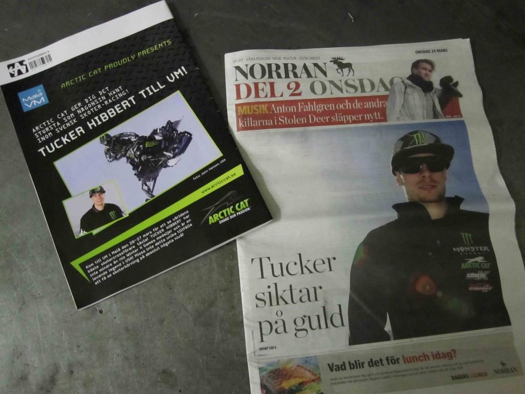 Tucker Cover Sweden