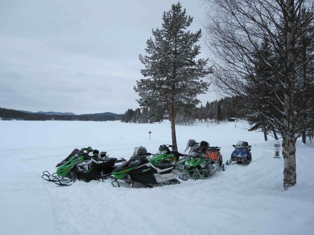 2011 Arctic Cat Road Show