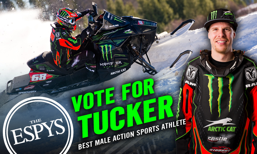 Vote 4 Tucker – 2014 ESPY Award!