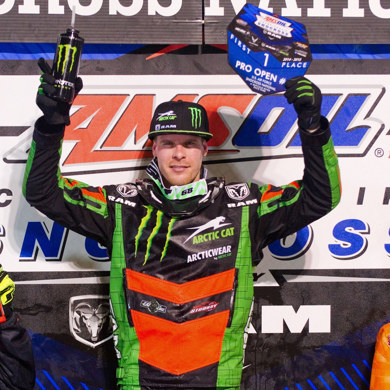 Hibbert remains undefeated after rough Fargo Snocross National