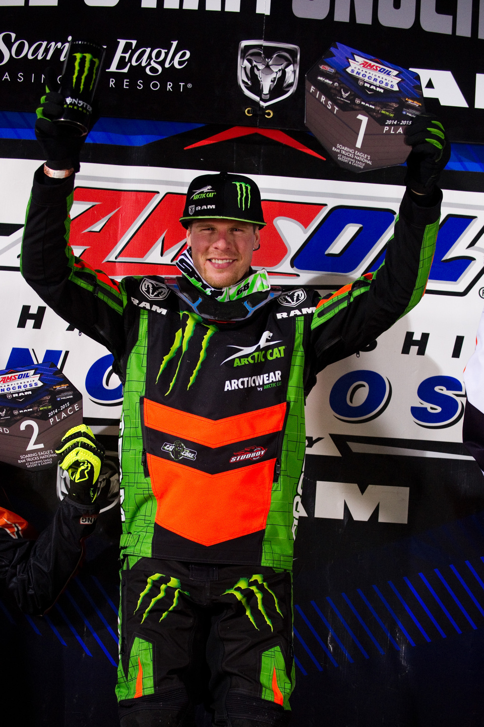 Hibbert takes win at Ram Snocross National and holds points lead