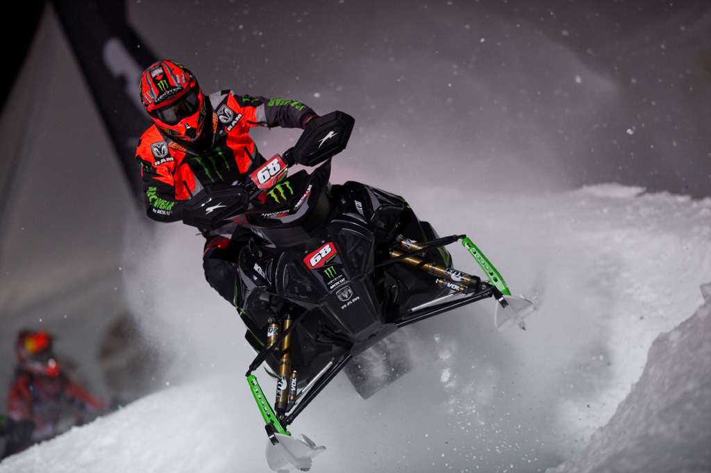 Hibbert sweeps Colorado National and takes control of Snocross Championship