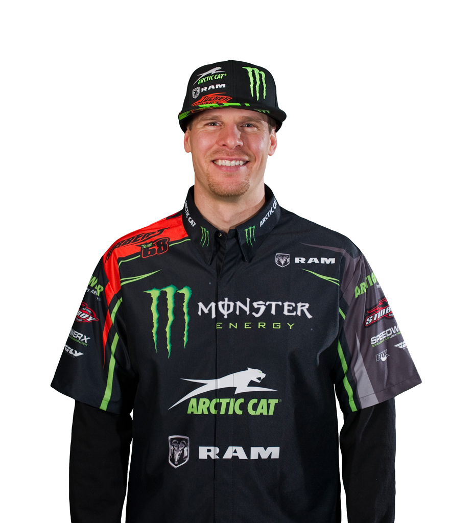Meet Tucker and get FREE tickets to Michigan snocross!