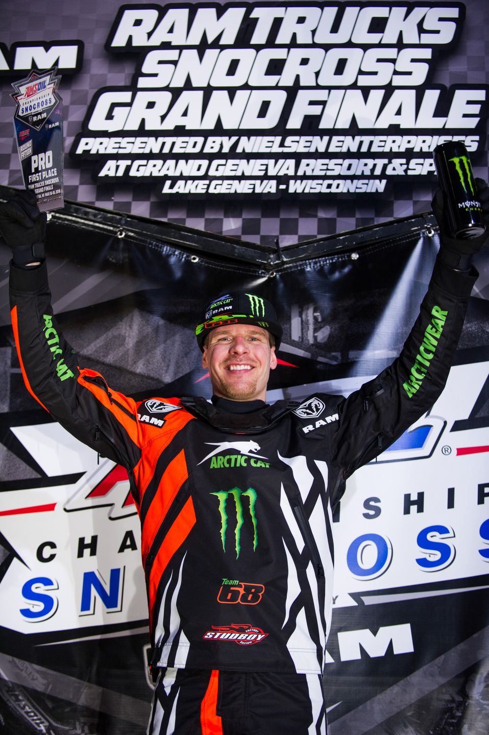 Hibbert claims 11th Pro National Snocross Championship
